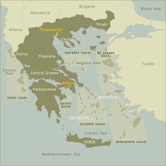 Cartina Della Grecia Antica In Italiano.Storia Dell Antica Grecia Omero E La Civilta Ellenistica